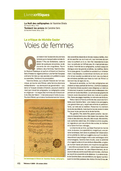 This image has an empty alt attribute; its file name is telerama-oct-2004.jpg